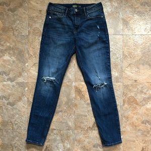 Old Navy Rockstar Super Skinny Denim Jeans Size 6